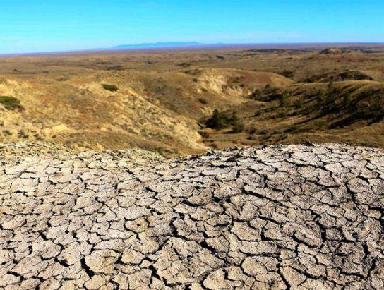 Наслідки вітрової ерозіі1