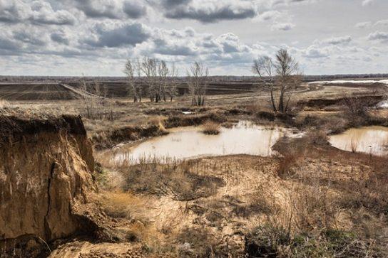 Водна ерозія ґрунтів землі види, причини і захист від водної ерозії