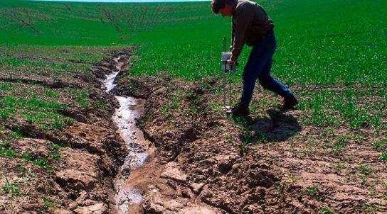 захист земель від водної ерозіі3