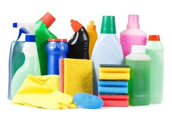Хімічні отруйні речовини в вашому домі