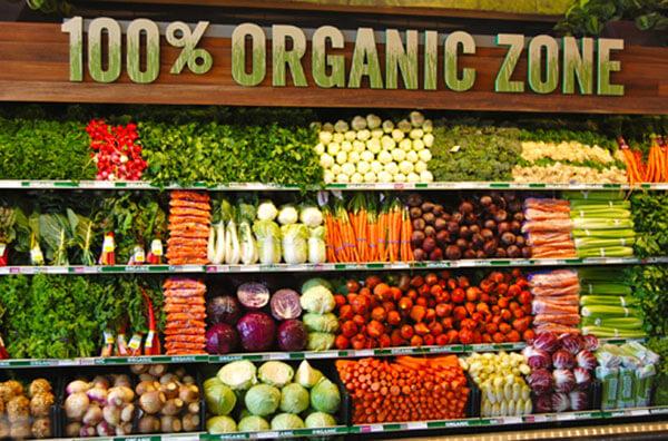 Органічні продукти – що це таке