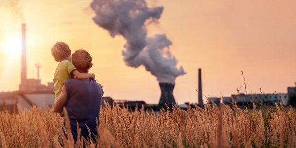 Як забруднене повітря діє на мозок людини