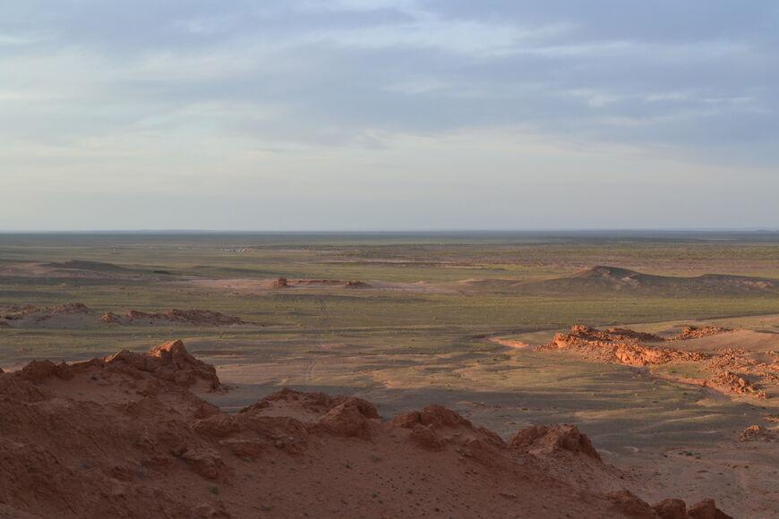 Каньйон Баянзаг