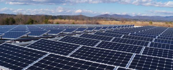 Сонячна енергія вже може конкурувати з вугіллям